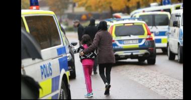 Atac armat în Suedia.  Doi tineri împuşcaţi mortal în cap