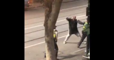 Atac în centrul orașului Melbourne: O persoană a murit, altele sunt rănite după ce au fost înjunghiate
