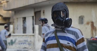 Măcelul chimic  din Siria  atinge proporţii catastrofale. 72 de civili ucişi