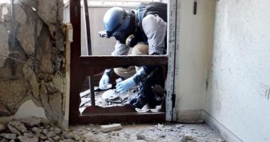Atac cu arme chimice. Cel puţin 35 de oameni  ucişi în Siria