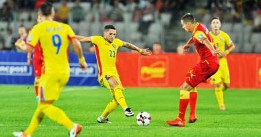 Adio, Mondiale 2018! România, învinsă de Muntenegru cu 1-0