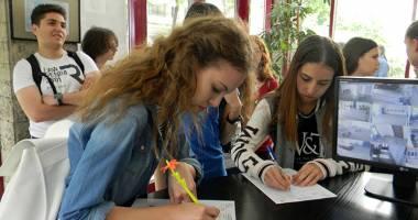 Atelier intercultural, la Centrul pentru  Educaţie Interculturală