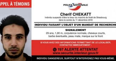 Autorul atentatului de la Strasbourg, de negăsit. O nouă zi de căutări