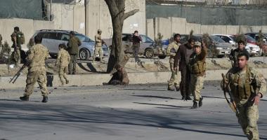 Atentat într-o moschee  din Afganistan