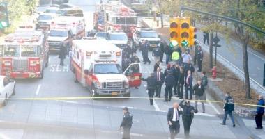 Explozie puternică! Mai mulți răniți. Poliția, în stare de alertă