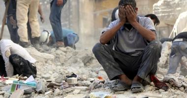 Carnagiu în Siria. Sunt 112 persoane decedate!