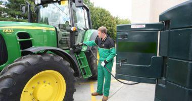 Atenție fermieri! Se depun cererile pentru ajutorul de stat la motorină!