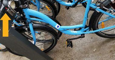 Atenţie la returnarea bicicletelor gratuite! Riscaţi să fiţi amendaţi