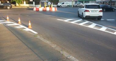 Modificări în traficul de pe strada Nicolae Iorga