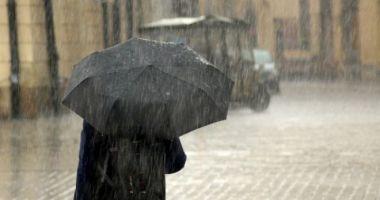 Informare meteo de furtuni şi ploi torenţiale, la Constanţa. RAJA a activat Comandamentul pentru Situaţii de Urgenţă