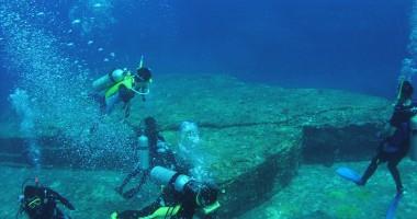 Un alt Atlantis al Mării Negre