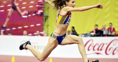 Atleta Cristina Bujin, misiune dificilă către titlul naţional