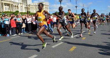 Atleţi din Kenya şi Etiopia, la Semimaratonul Bucureşti