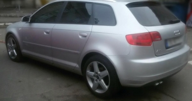 Audi căutat  pentru confiscare în Norvegia, descoperit în Portul Constanţa