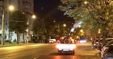 Au fost intensificate acțiunile de dezinsecție în toate cartierele orașului