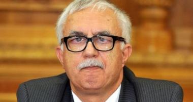 Augustin Zegrean ar putea deveni liderul filialei PNL Bistriţa-Năsăud
