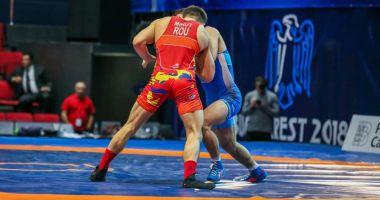 Au început Campionatele Mondiale de lupte U23, la Bucureşti