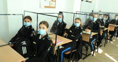 """Au început înscrierile pentru admiterea la Colegiul Naţional Militar """"Alexandru Ioan Cuza"""""""