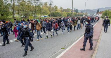 Austria extinde controalele la frontierele cu Ungaria şi Slovenia