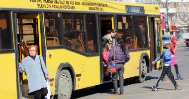 Program de week-end pentru autobuzele RATC în minivacanţa de 1 Mai, la Constanţa