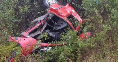 GROAZNIC ACCIDENT! Trei tineri au murit după ce un şofer a pătruns pe contrasens