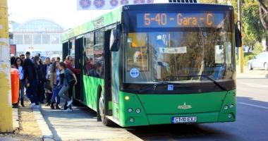 RATC. Întârzieri la autobuzele de pe linia 5B
