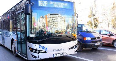 Încă un lot de autobuze noi, pe străzile din Constanţa
