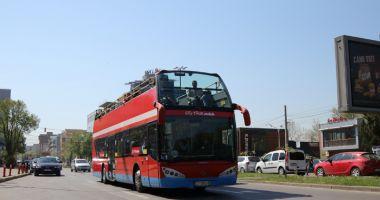 Autobuzele etajate, scoase pe trasee în minivacanţa de 1 Mai.  Va fi lansat un circuit turistic nou