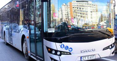 Autobuzele de pe liniile 51B şi 5B circulă pe trasee noi