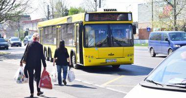 Autobuzele de pe liniile  42, 44, 48, 51 şi 101 C îşi schimbă traseul