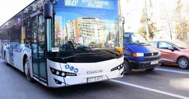 Autobuzele RATC au program de week-end în mini-vacanţa  de Paşte şi 1 Mai