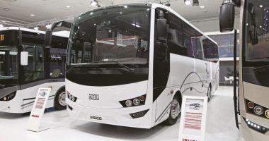 104 autobuze noi, marca Isuzu, pe străzile Constanţei
