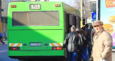 Constănţeni, atenţie! RATC suspendă circulaţia liniei 51B