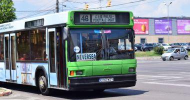 Autobuzele RATC  circulă non-stop, începând de astăzi