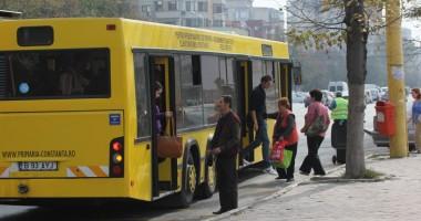 RATC. Cum vor circula autobuzele de Revelion