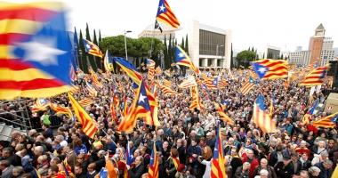 Autonomia Cataloniei  ar putea fi suspendată de guvernul spaniol