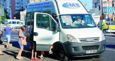 Foto : Autovehiculele din transportul intern de persoane vor trebui dotate cu noile case de marcat fiscale