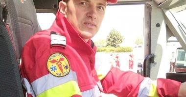 Moment de reculegere în memoria pompierului-erou slt. Marius Daniel Fripis