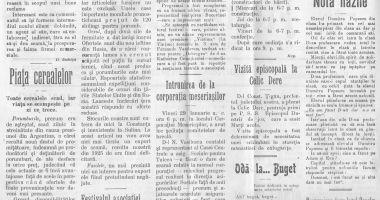 Eveniment aniversar. 140 de ani de presă românească în Dobrogea