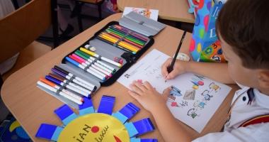 Auxiliarele folosite la clasă, aprobate de Adunarea Generală  a Părinţilor