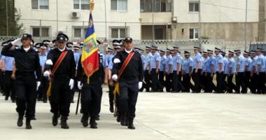 Înaintări în grad la Jandarmeria Constanţa