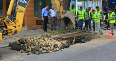 Se oprește apa în cartierul nou din localitatea Valu lui Traian!