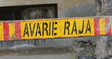 Avarie RAJA. Trafic îngreunat pe strada Cumpenei, din Constanța