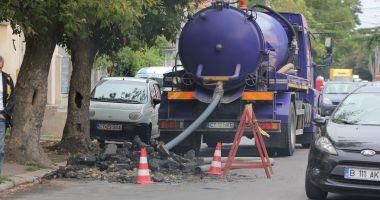 ATENȚIE ȘOFERI! Strada Mircea cel Bătrân se închide pentru lucrări RAJA
