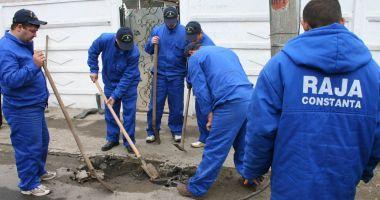 AVARIE RAJA. O parte din localitatea Cernavodă a rămas fără apă rece