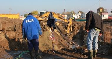 Avarie RAJA. Oraşul Năvodari a rămas fără apă potabilă