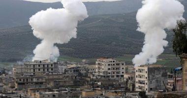 Aviaţia turcă a ucis zeci de combatanţi pro-guvernamentali la Afrin