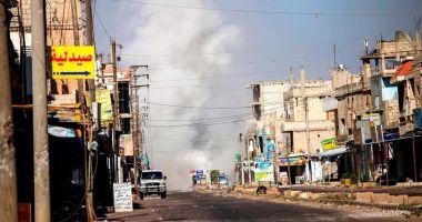 Aviaţia rusă a bombardat zone controlate de rebeli în sudul Siriei