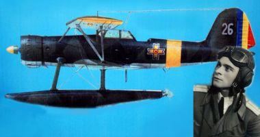 Aventurile pilotului Ciobanu! Amerizare forțată pe lacul Siutghiol
