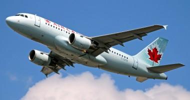 Un pasager al companiei Air Canada a găsit  un ac într-un sandviş servit în timpul zborului